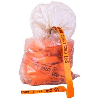 Envägssurrning orange band
